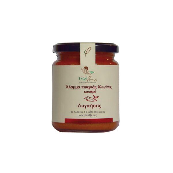 πιπεριάς φλωρίνης καυτερό 1