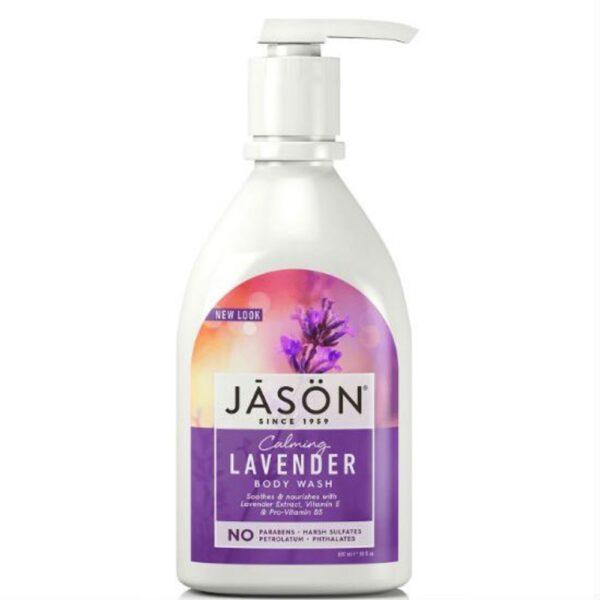Calming Lavender Bodywash 1