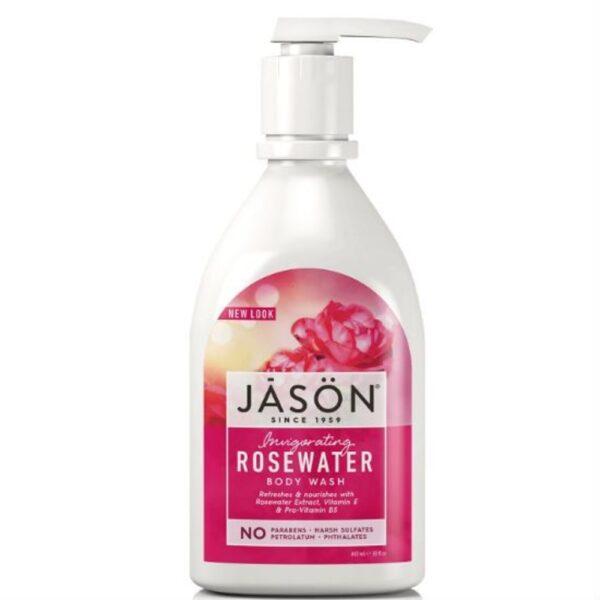Invigorating Rosewater Bodywash 1