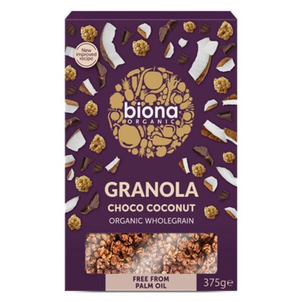 biona gkranola sokolata karyda 23001 NaturesHouseGR 1