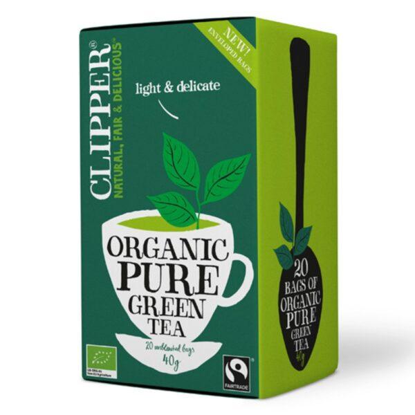 clipper pure green tea 1