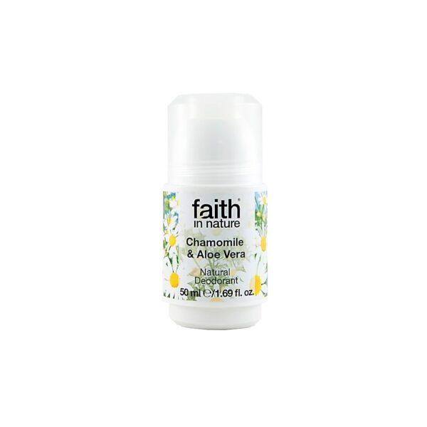 faith in nature chamomile aloe vera 50ml 1