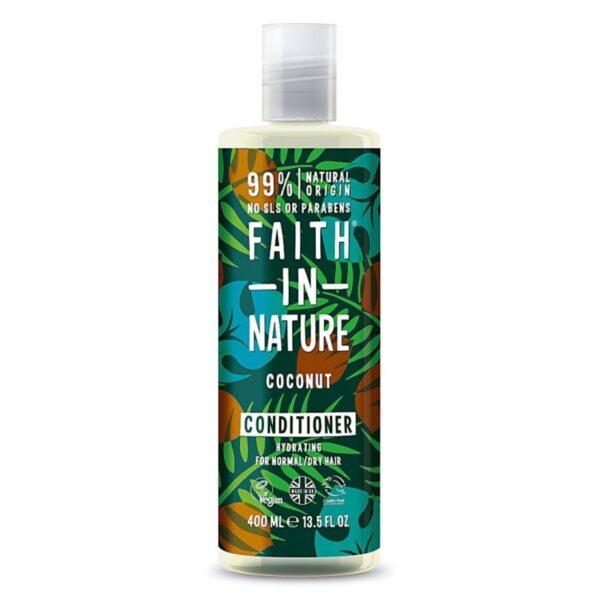faith in nature coconut 400ml 1