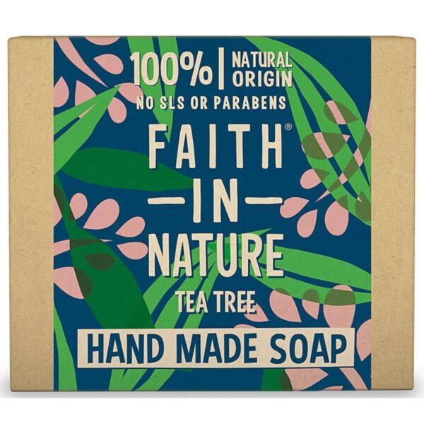 faith in nature tea tree 100g 1