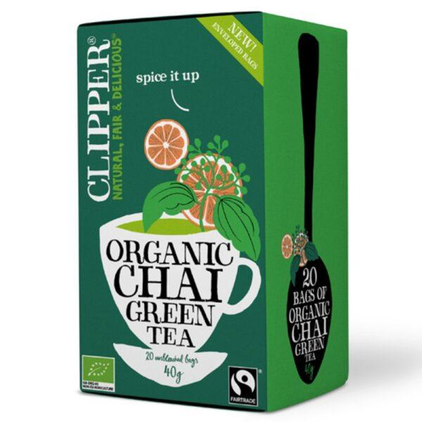 green tea chai clipper 1