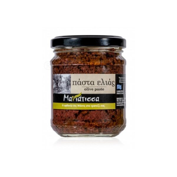 kalamata olive paste maniatissa 240g 3 1