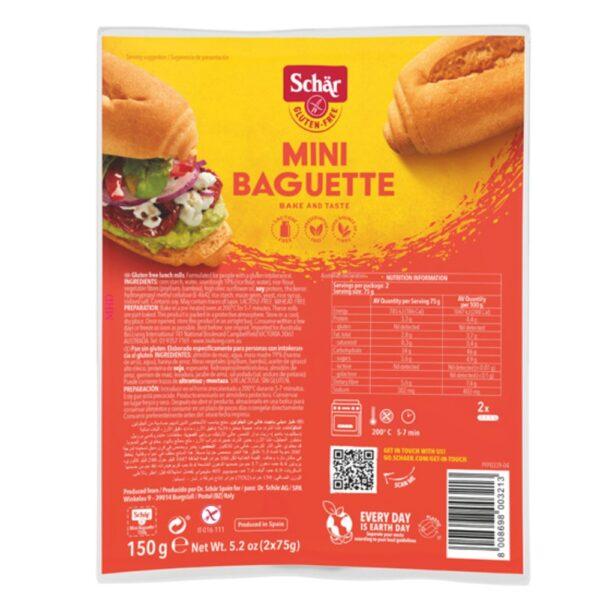mini baguette schar 1