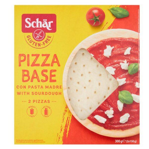 pizza base schar 1