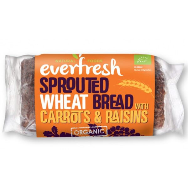 sprouted carrot raisins 1