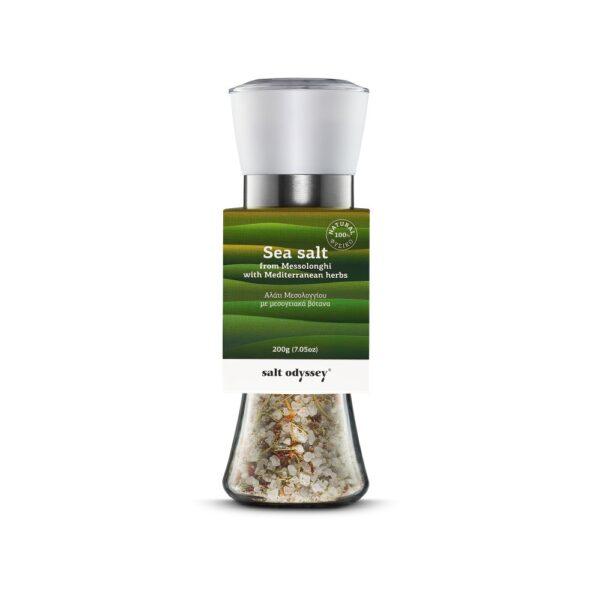 32. Sea Salt Mediterranean Herbs 1