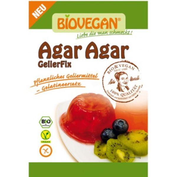 biovegan organic agar agar 30g 1