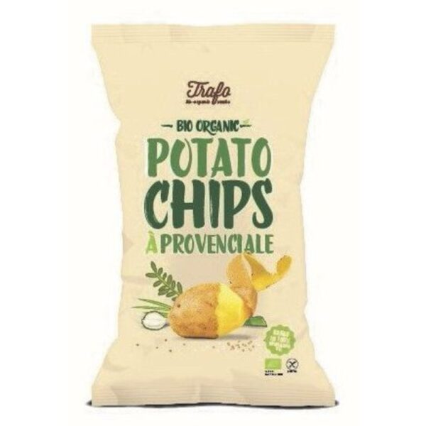 trafo chips provencale 125g 1