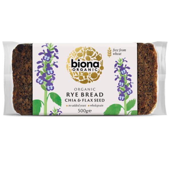 biona rye bread chia 1