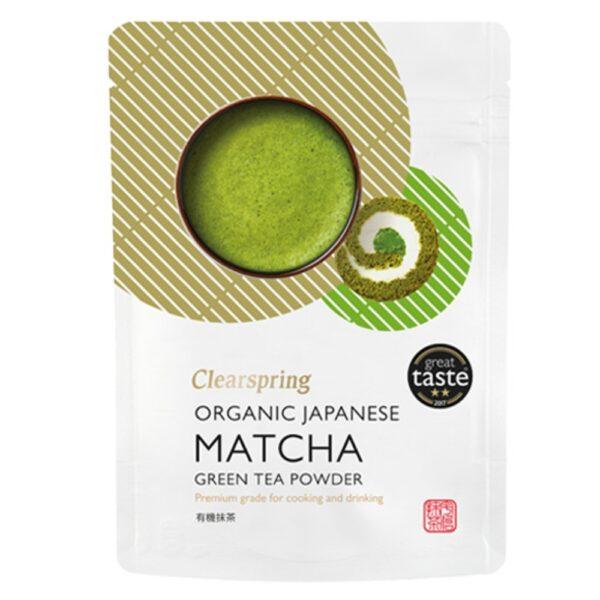 clearspring organic matcha premium 1