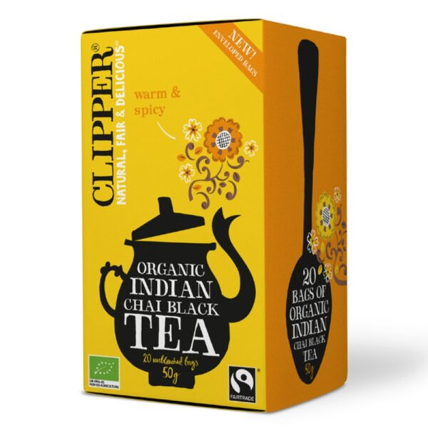 clipper indian chai 1