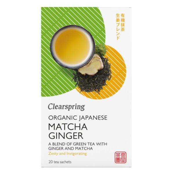 matcha ginger 1